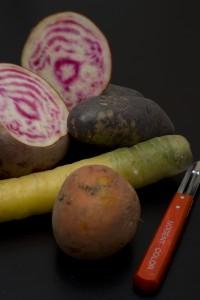 Chips légumes