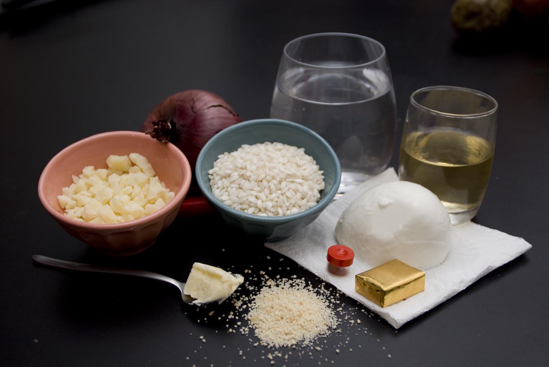 Courses - Croquette de risotto safrané - Les petits plats de Mélina