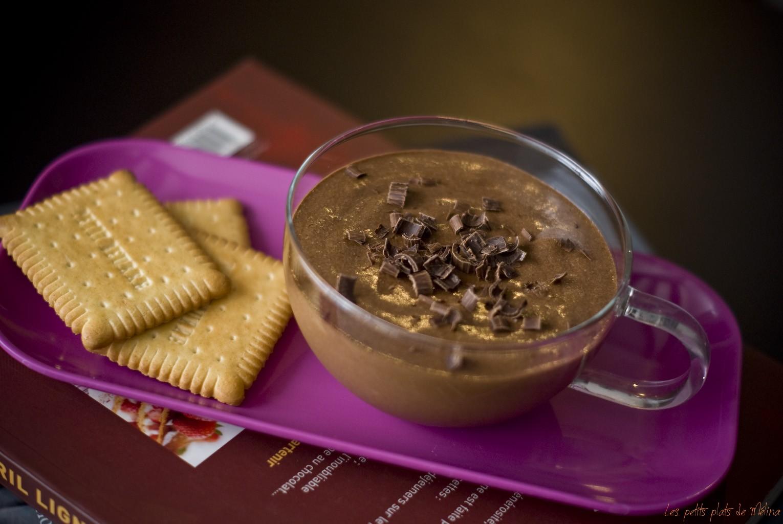 Mousse Choco - Les petits plats de Mélina