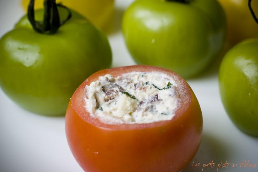 Tomate fourrée
