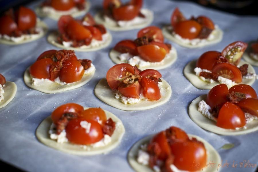 Pizette 2 Tomates