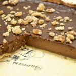 Tarte au chocolat - Les Petits Plats de Mélina