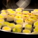St Jacques & poireaux à la menthe - Les Petits Plats de Mélina
