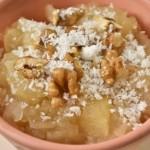 Compote pommes coco - Les Petits Plats de Mélina