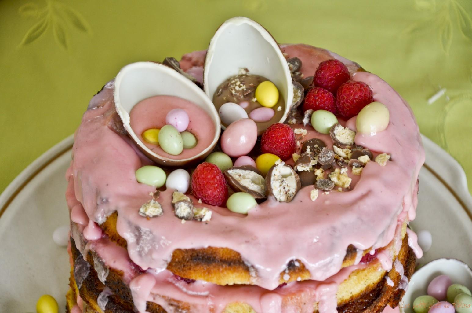 Gâteau de Pâques - Les Petits Plats de Mélina