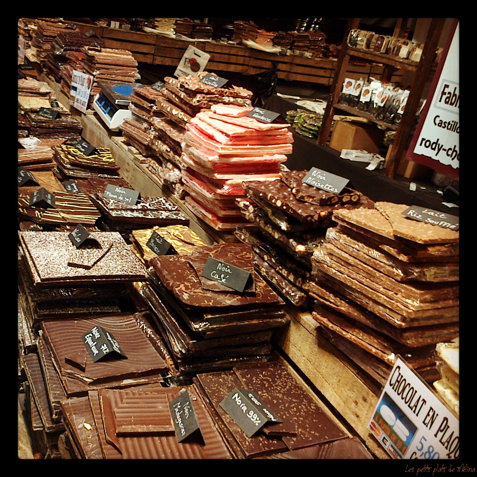 Rody Chocolaterie - Les Petits Plats de Mélina