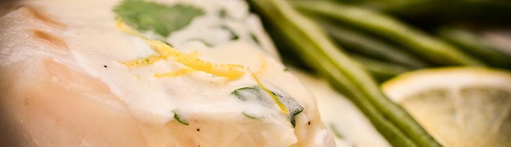 Cabillaud sauce yuzu - Les Petits Plats de Mélina