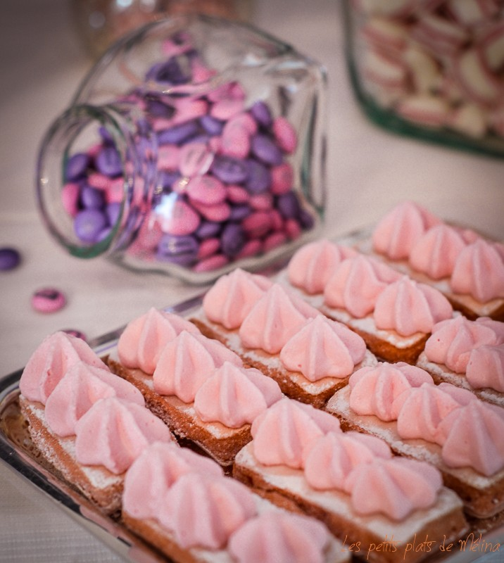 Biscuits rose de Reims - Les Petits Plats de Mélina