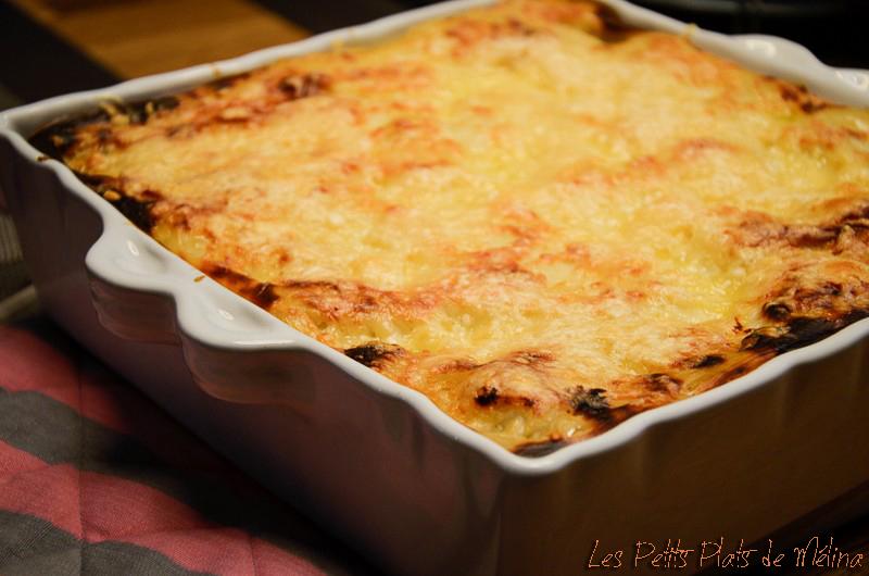 Lasagnes Bolognaises - Les Petits Plats de Mélina