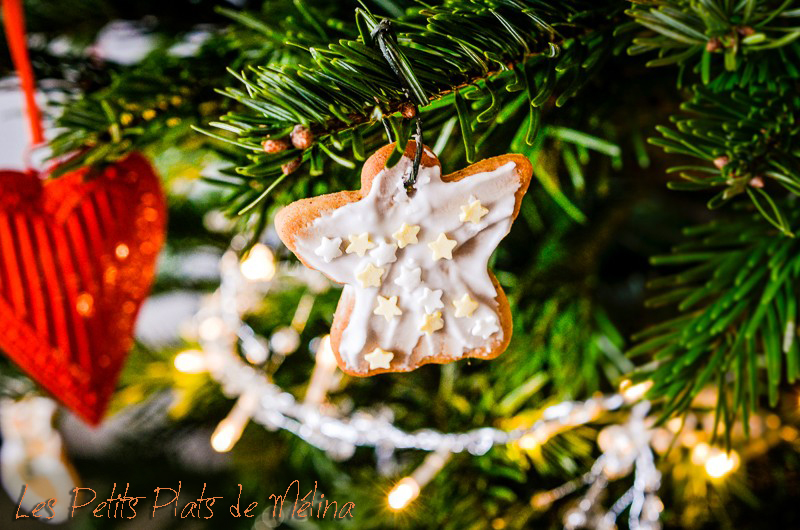 Deco gourmande Noël pain d'épices - Les Petits Plats de Mélina