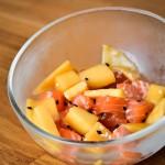 Ceviche saumon et mangue - Les Petits Plats de Mélina