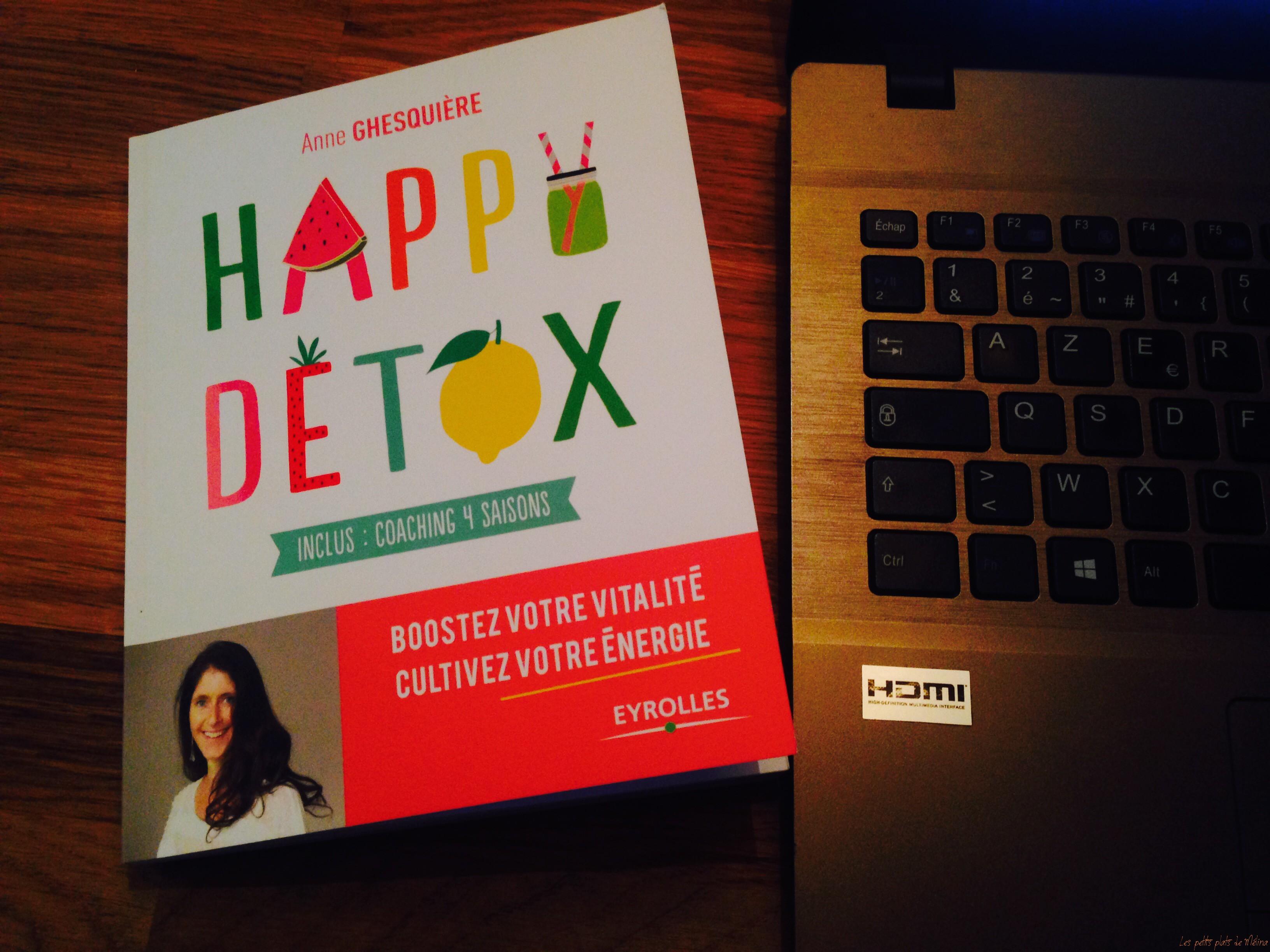 Happy detox- les Petits Plats de Mélina